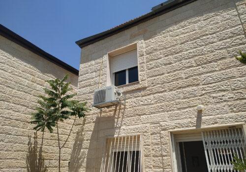 קוטג' למכירה ברמות ג' בירושלים