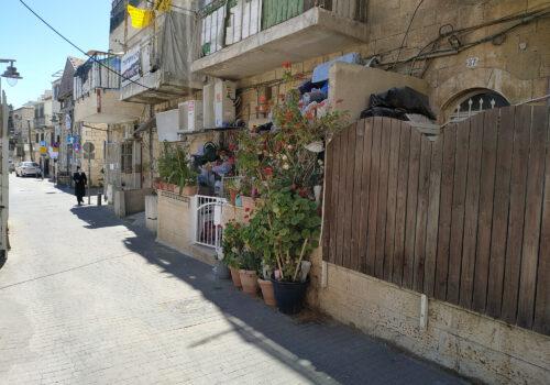 דירת שלושה וחצי חדרים במקור ברוך ירושלים