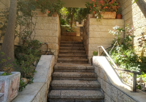 קוטג' למכירה ברמות ב' ירושלים